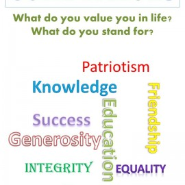 An ALB Exercise:  What Are Your Core Values?